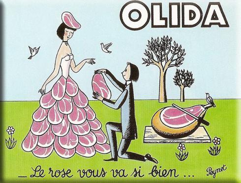 Maison Loste : la fusion avec Olida (1928)