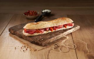 Sandwich auvergnat