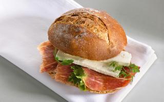 Sandwich ibérique | Recette de cuisine Maison Loste