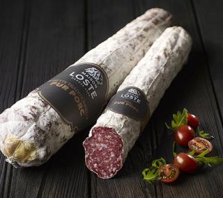 Rosette pur porc | saucisson sec Maison Loste