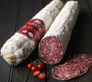 Rosette haut de gamme Duc de Coise | saucisson sec Maison Loste